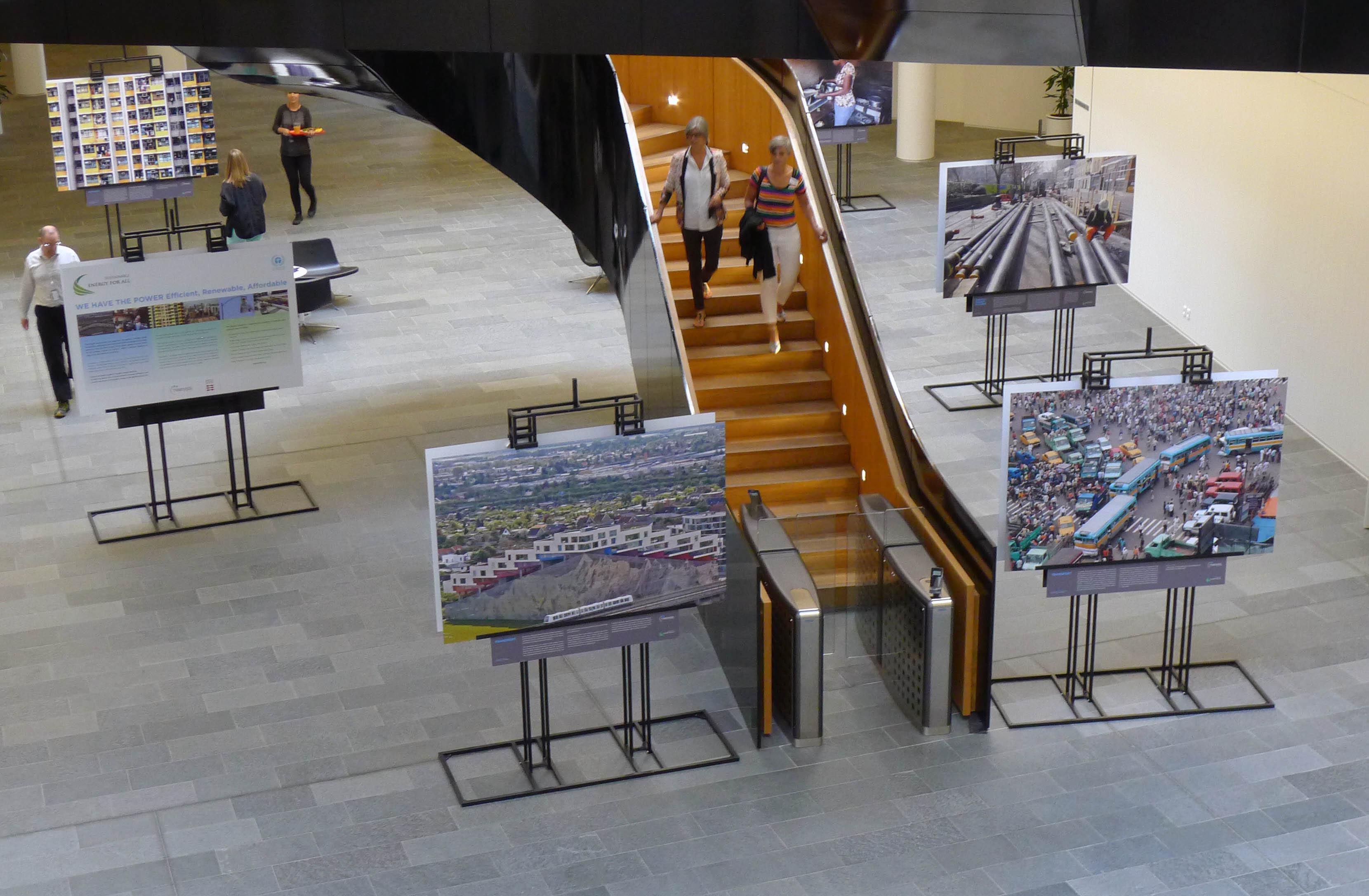 Exhibition for The Copenhagen Centre on Energy Efficiency