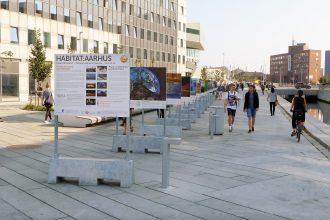 Habitat:Aarhus udstilling, Europaplads