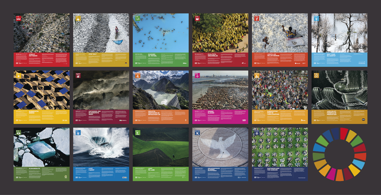 2030 NOW - Verdensmål på plakaten
